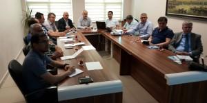 SHGM-KTO-NEÜ Hava Aracı Sertifikasyon Toplantısı