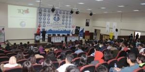 Selçuk  Üniversitesi Kariyer Zirvesi Semineri